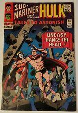 TALES TO ASTONISH # 76 - MARVEL - FEBRUARY 1966