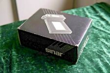 Sinar 6x12 panoramic film back for 4x5 5x4 cameras