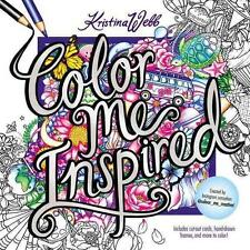 Color Me Inspired von Kristina Webb (2016, Taschenbuch)