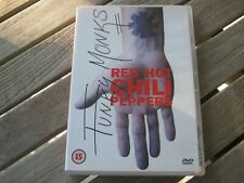 red hot chili peppers . dvd. funky monks