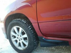 Side sparts subaru forester SG 2005-2007