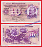 SUIZA SWITZERLAND SUISSE 10 francs 1973 SIGN 43 Pick 45 s  SC /  UNC
