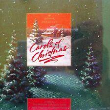 CAROLS OF CHRISTMAS (MORMAN TABERNACLE/SARAH VAUGHN) LP BRAND NEW! STILL SEALED!