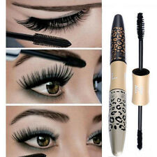 New Chic Lengthening Extension Eyelash Transplanting Leopard Gel Fiber Mascara