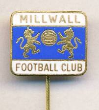 old MILLWALL F.C. Football PIN BADGE Soccer ENGLAND