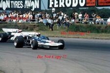 Rolf Stommelen Surtees TS9 British Grand Prix 1971 Photograph 1
