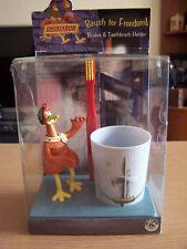 Chicken Run Beaker & Toothbrush Holder Boxed Unused