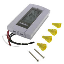 Honeywell TL8130A1005 LineVoltPro Digital Programmable Electric Heat Thermostat