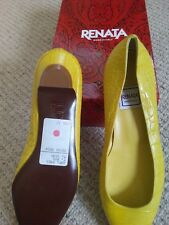 Renata Chaussures en cuir, Taille 4/37