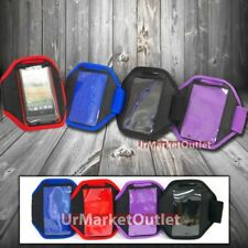 Small Luxury GYM Running Sport Armband Phone Case Cover for HTC One V