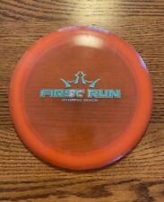 Dynamic Discs First Run Metal Flake Lightweight Trespass