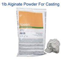 Alginate Create A Mold Molding Powder Life Casting Hand Cast Chromatic Gel
