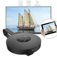 Für Miracast Chromecast 2 Digital HDMI Media Video Streamer Adapter 2nd 1080P