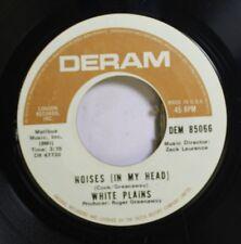 Pop 45 White Plains - Noises[In My Head] / Lovin' You Baby On Deram
