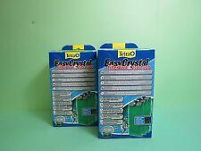 2 x Tetratec EasyCrystal Filter 3 er Pack 250/300 151598 mit Aktivkohle  TE20007