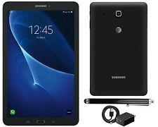 Samsung Galaxy Tab E 8-inch, 16GB, Unlocked, Black, Bundle, Free 2-Day Shipping