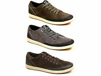 CATERPILLAR CAT CENTRIC SUEDE CASUAL LACE UP OUTDOOR TRAINERS SHOES SIZE 6-11