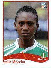 Panini FIFA World Cup 2011 Germany Women Sticker #76 Stella Mbachu Nigeria