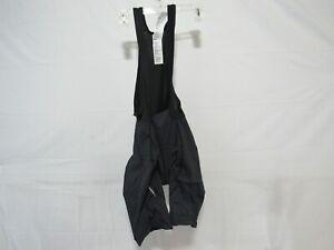 Louis Garneau Fit Sensor Texture Bib Short Men's Medium Black Pattern