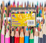 48 x Mini Colouring Pencils Childrens School Kids Art Craft Fun Crayon