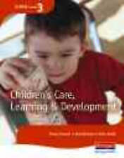 NVQ Level 3 Children's Care, Learning and Development: Candidate-ExLibrary