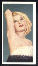 Phillips Film Favourites 1934 - Lilian Harvey No. 9