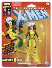 MARVEL LEGENDS RETRO X-MEN ROGUE TARGET EXCLUSIVE IN HAND!
