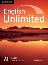 English Unlimited by Adrian Doff (2010, CD)