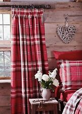 Catherine Lansfield Cotton Blend Curtains