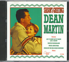 Weihnachtslieder Dean Martin.Album Holiday Music Cds Dean Martin For Sale Ebay