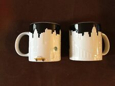 STARBUCKS TAXI 2012 New York NY City Mug NYC Relief Collector 16 oz