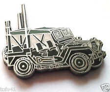 M151 JEEP WITH TOP 1959-1982 Military Veteran US ARMY Hat Pin P02044 EE
