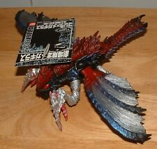 "2000 BANDAI 6"" Series MEGAGUIRUS Vinyl Figure w/ TAG THEATER EXCLUSIVE Godzilla"