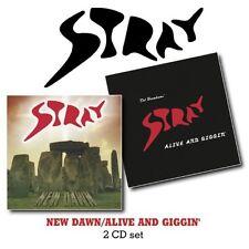 Stray - New Dawn / Alive Giggin [New CD] UK - Import