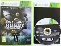 Jonah Lomu Rugby Challenge - Jeu XBOX 360 - Complet - PAL FR