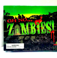 Oh No Zombies Board Game by Accoutrements Archie McPhee - NEW (Other)