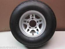 Aluminum Trailer Wheel 5 on 4.5 Rim 10 ply Tire 20.5 x 8.0-10 Boat Jet Snowmoble