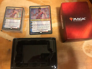 MTG Magic the Gathering Exquisite Invention Sealed Commander 2018 Deck Saheeli
