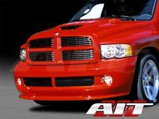 2002-2005 DODGE RAM 1500 SRT-1 STYLE FIBERGLASS FRONT BUMPER BY AIT RACING