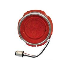 65 Impala LED Tail Lamp / Light - Red Lens With Trim
