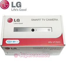 LG AN-VC500 Skype FHD 2MP Camera for 2013, 2014, 2015 (UG88 Only) Smart TV & PC