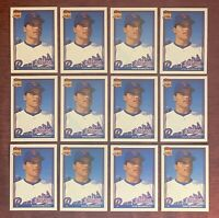 Lot of (12) 1991 Topps Traded IVAN RODRIGUEZ Rookie Card #101T RC Rangers HOF🔥