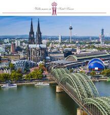 Kurzreise Köln 3 Tage 4 Sterne Hotel für 2 Personen Hotelgutschein