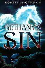 Bethany's Sin by Robert McCammon (Hardback, 2012)