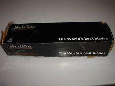 New $280 John Wilson Blades 8 ½ Coronation Comet World's Best Figure Skating