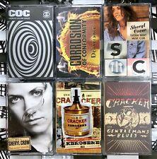 Build Ur Own Cassette Lot - 90's - Nirvana, Pearl Jam, Soundgarden, Nin + More!