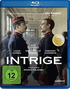 Intrige [Blu-ray/NEU/OVP] Roman Polanski's Verfilmung der Dreyfus-Affäre