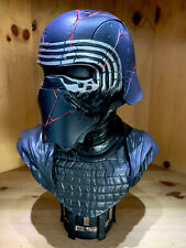 More details for star wars - kylo ren 1/2 scale bust - gentle giant / diamond select  - mint