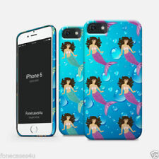 Mermaid Pictorial Mobile Phone Fitted Cases/Skins