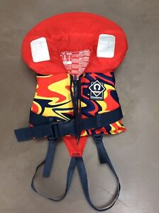Crewsaver Euro 100 Baby Life Jacket - Weight Max 20kg - Good Condition